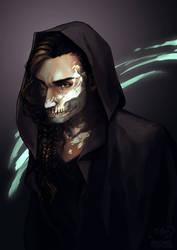 skull by Amorelia
