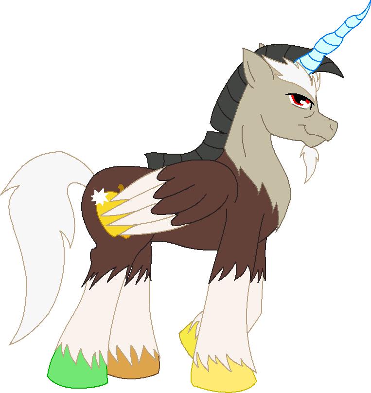 Alicorn Discord by cdla