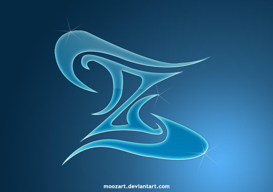 Gemini Glass Symbol By Moozart On Deviantart