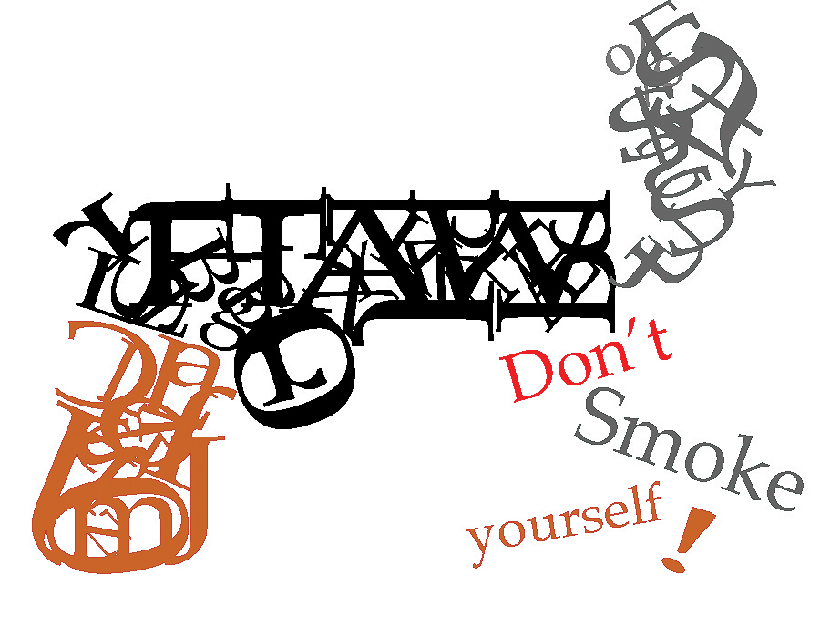 Don't smoke yourself by Spyboythespeedster