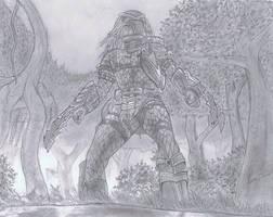 The Predator by Spyboythespeedster