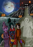 Happy Halloween 2013 by Dark-Lina