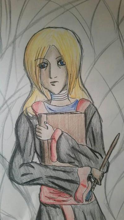 Hogwart student by Dark-Lina