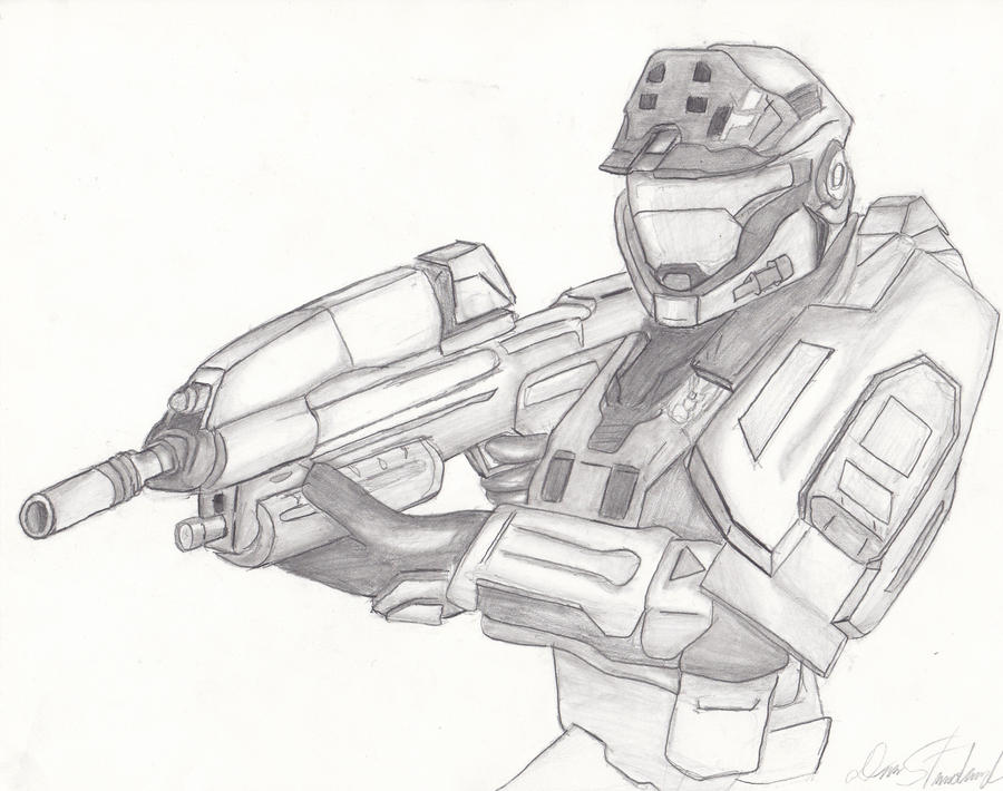 Pin Halo-reach-draw on Pinterest