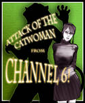 Attack of the Catwoman