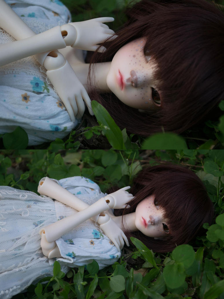Miss Willow (Doll Chateau Bella BJD) by Dreamer-of-darkness