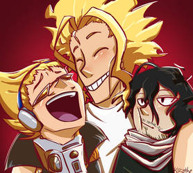 These dorks have taken over my life by Kroscythe