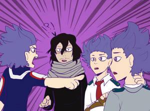 Too Many Shinsou's