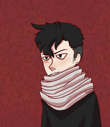 Shiro-Haired Aizawa