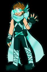 Yoshikatsu Katou (Hero Outfit) by Kroscythe