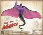 The Evil Manta by TheMadRoman