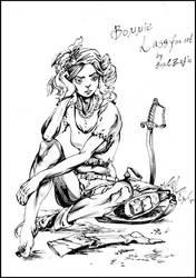 Bonnie Lass fan art 2 by BorilZaf