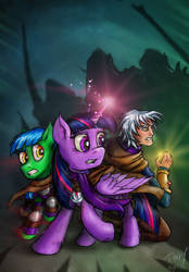 In Want for a Wand by PillarOfFrost