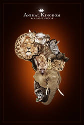 Animal Kingdom - A Part of Africa