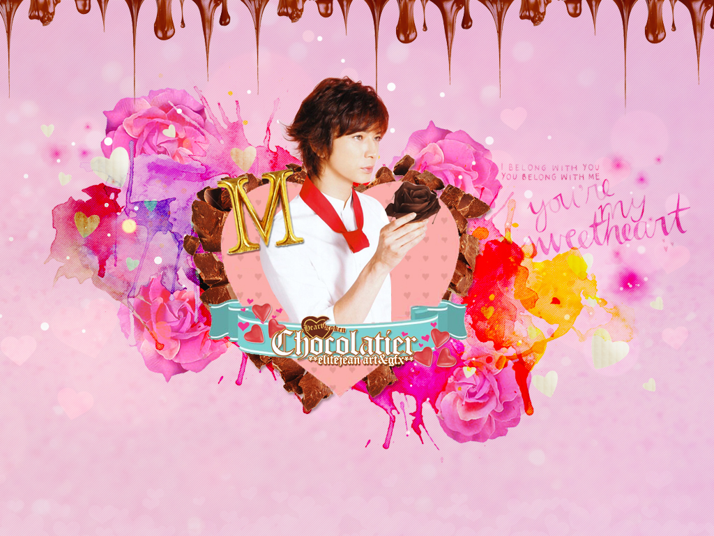 Matsumoto Jun ~ Chocolatier Jun by elitejean