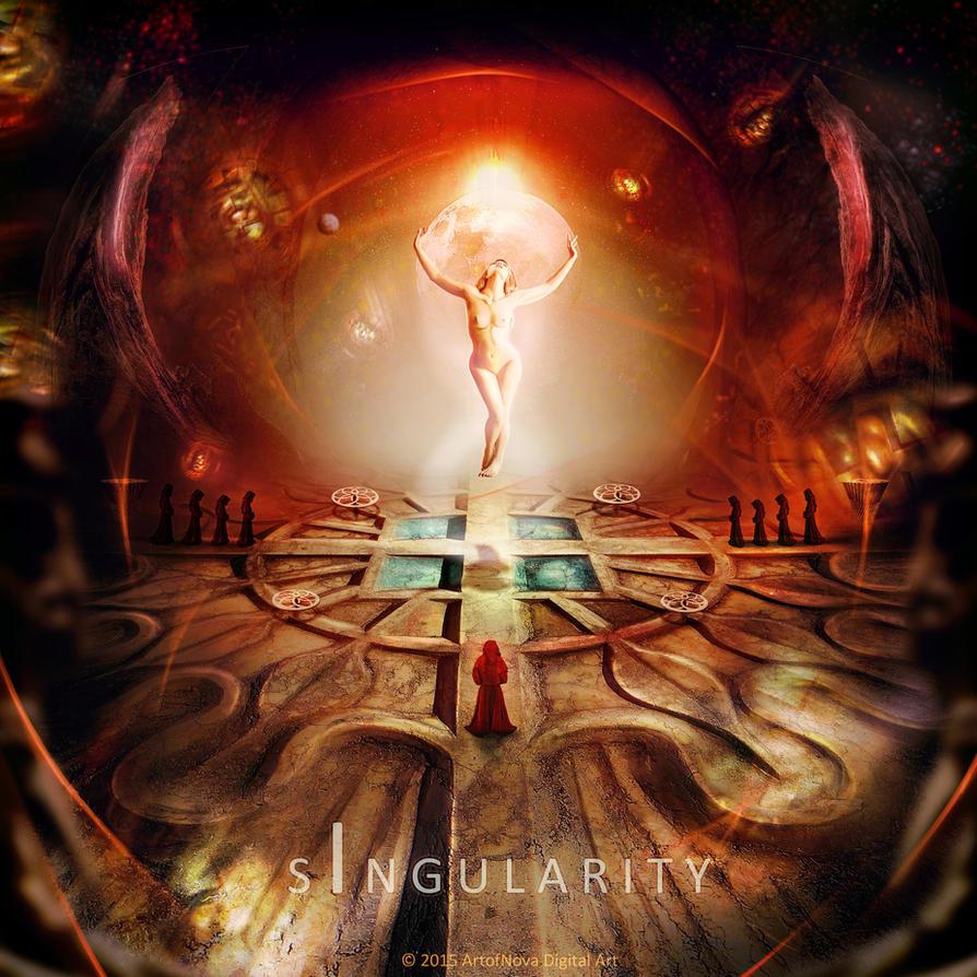 The singularity by nova63