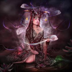 Spiritcatcher by ED-Creations