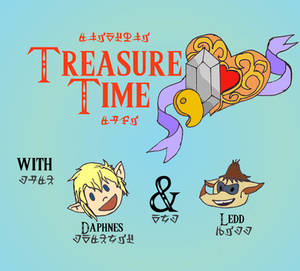 What time is it?...Treasure Time