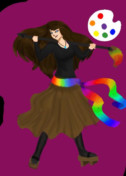 Sorrow Spectrum by GazGirl10