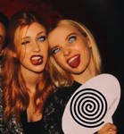 Katherine and Dove: Hypno Night Out