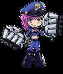 SD Officer Vi