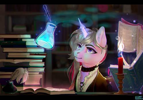 [Comm] Alchemist