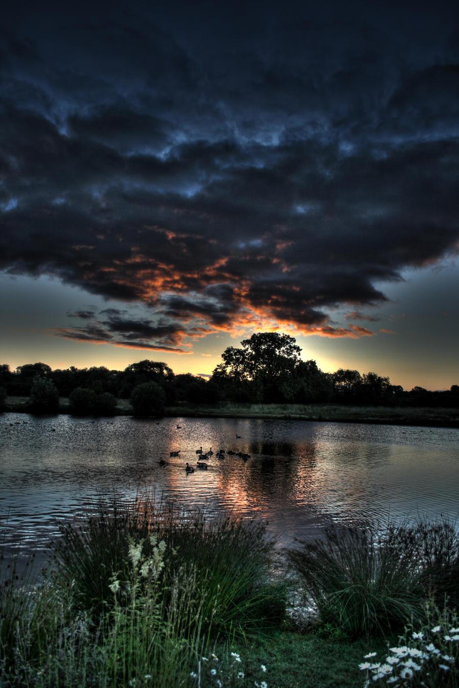 Sunrise by gbbulldog