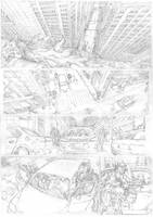 Batman test - Page 1 of 6. On Deviant Art by CaioRob