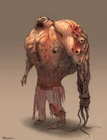 Zombie Concept by Ranoartwork