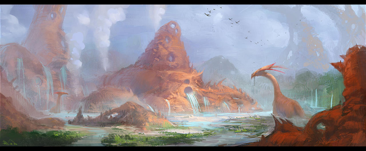 Thermal Sources by Ranoartwork