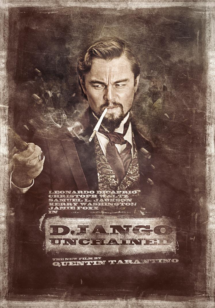 Django Unchained Poster by NINJAIWORKS
