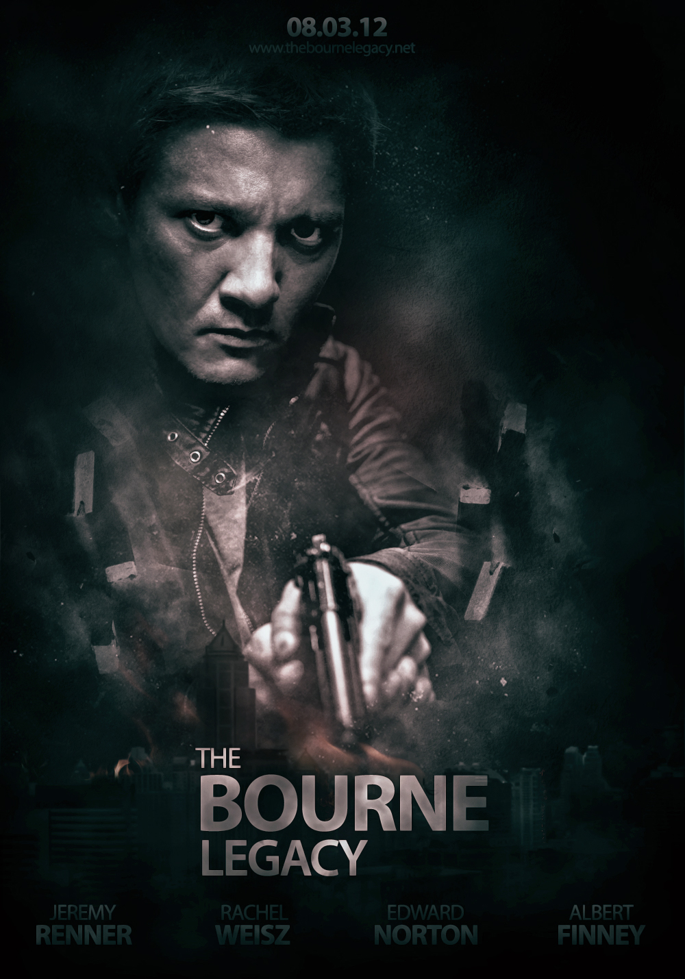 The Bourne Legacy Post...