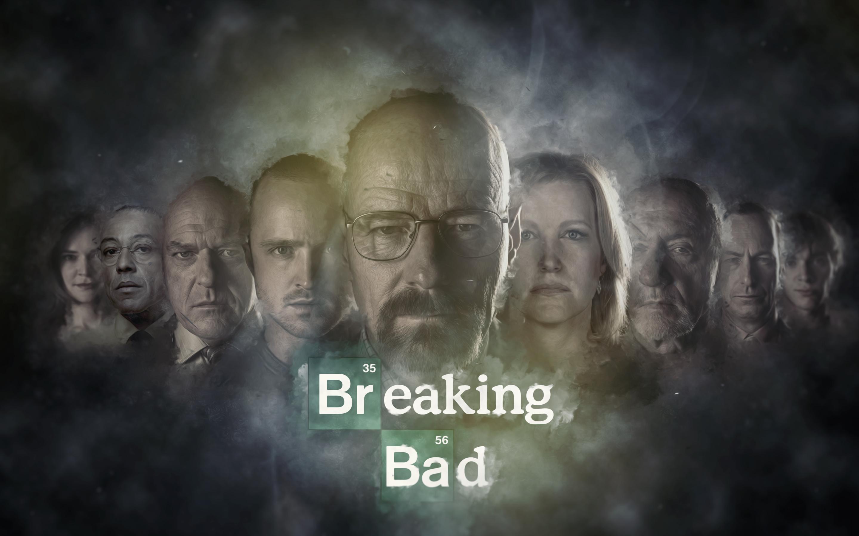 Breaking Bad - Wallpaper by NINJAIWORKS