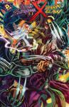 Super Shredder versus Dark Claw