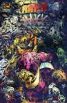 Ninja Turtles Raph and The Maxx