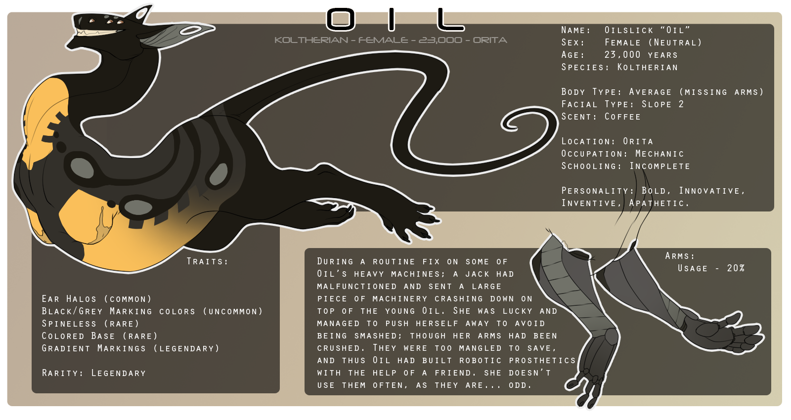 What Are Neutral Mutations Oil Quickref By C0zr10n On Deviantart