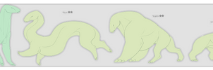 [TRAITS]: Monstuni Body Types by C0ZR10N