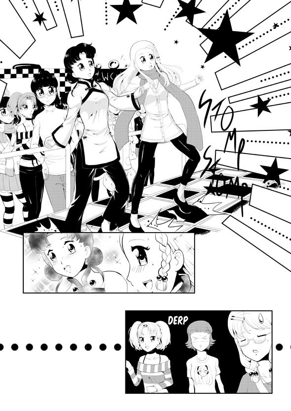Chain Link Page 163 by Twinkiesama