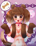 Pupper Doggo Girl by Twinkiesama
