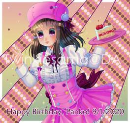 Happy Birthday Panko!
