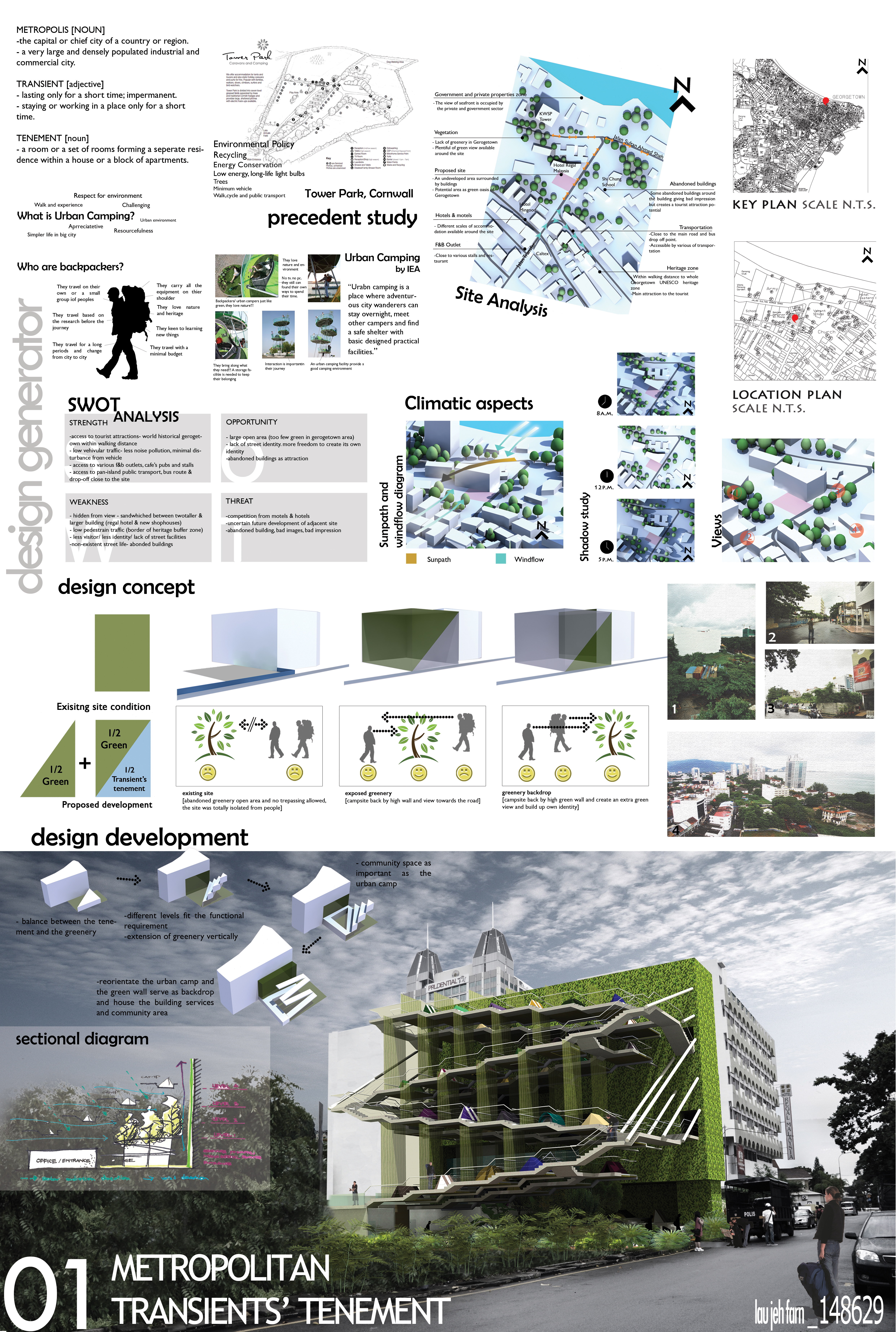 1000 images about architecture design iv on pinterest for Architectural concept board examples