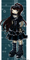 Gothic Lolita by Sitaria