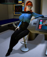 In Sickbay by willdial