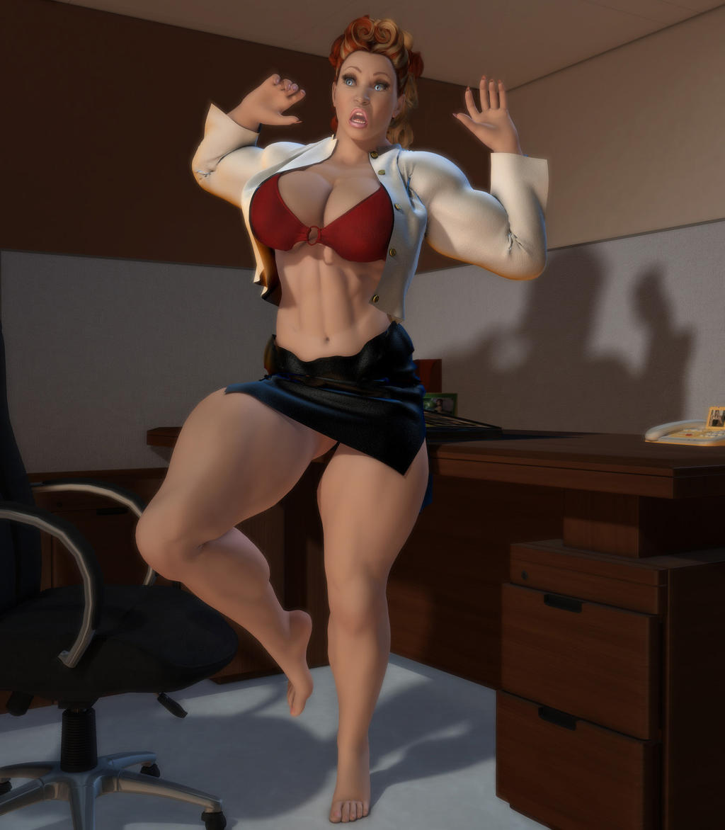 3d animated muscle females erotic porn star