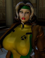 Rogue Close Up by willdial
