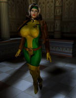 Rogue by willdial
