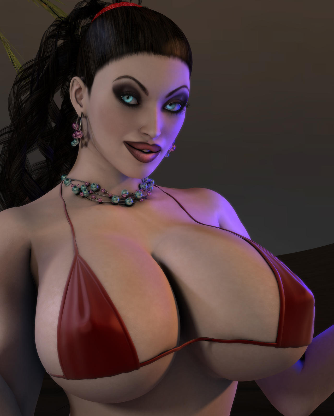 from Magnus linda tits nurse scoreland