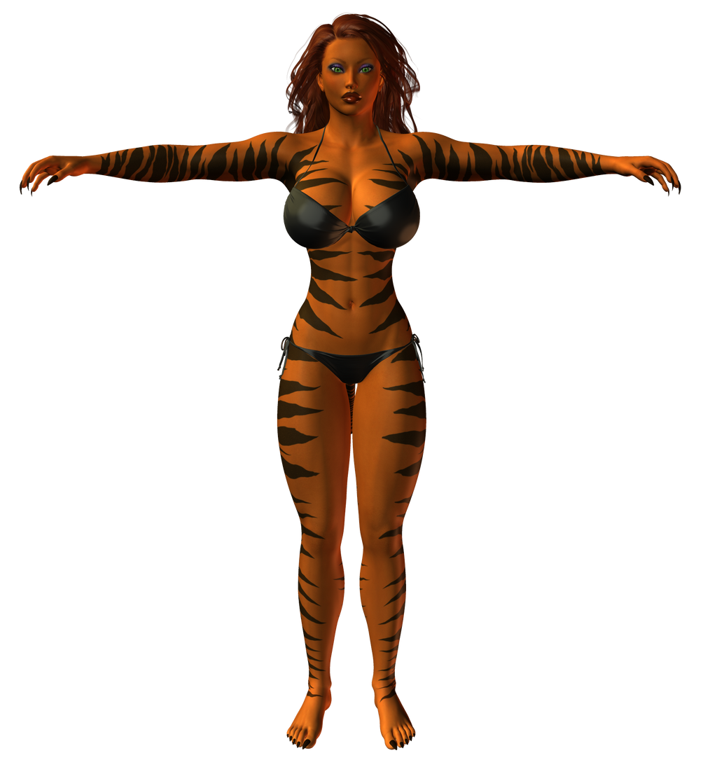 Preview: Tigra by willdial