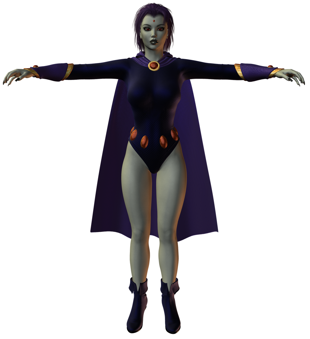Preview: Raven Again by willdial