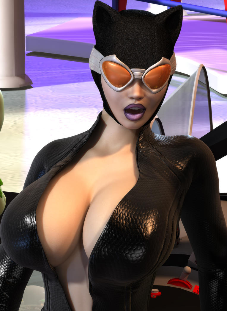 BatTribute - Catwoman by willdial